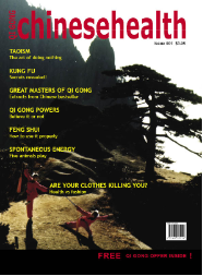 Qigong Chinese Health Magazine 1